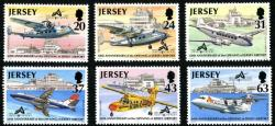 1997 60th Anniversary Jersey Airport