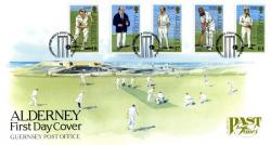 1997 Cricket on Alderney
