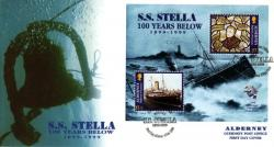 1999 Wreck of Stella MS