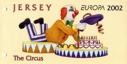 2002 Europa Circus & Carnival pack