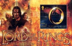 2003 Lord of the Rings MS