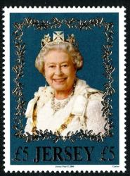 2006 £5 Queen's Birthday