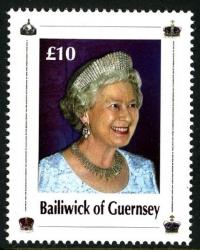 2006 Queen's 80th Birthday £10
