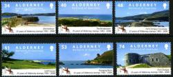 2008 25th Alderney Stamps Anniversary