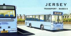 2008 Buses miniature sheet pack
