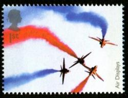 2008 Red Arrows 1st  (SG2869)