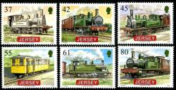 2009 Jersey Railway History 3rd Series