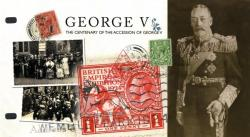 2010 King George V pack