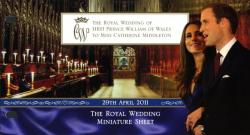 2011 Royal Wedding pack