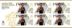 2012 Olympic Games Alistair Brownlee Mens Triathlon MS