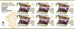 2012 Olympic Games Mens Four Rowing MS