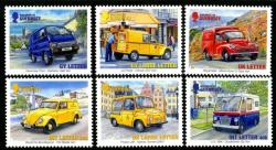 2013 Europa Post Office Vehicles