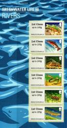2013 Post & Go Freshwater Life 3rd issue pack (P&G 13)