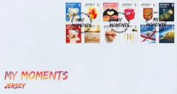 2014 Greetings Stamps My Moments