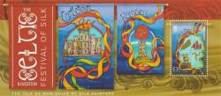 2014 Isle of Man Guild of Silk Painters Town Banners MS