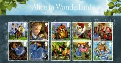 2015 Alice in Wonderland pack