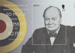2015 Winston Churchill 2nd Issue & Battle of Britain £3 MS