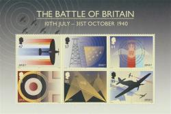 2015 Winston Churchill 2nd Issue & Battle of Britain MS