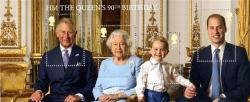2016 Queen's 90th Birthday MS