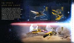 2019 Star Wars in Space on Land pane 1