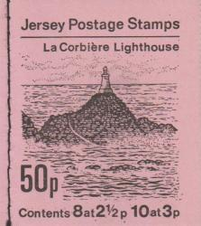 1972 50p La Corbiere Lighthouse (SB9)