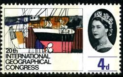 1964 Geographical 4d phos