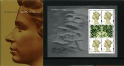 2000 Stamp Show Mini Sheet pack M03