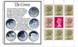 x930b Royal Mint Crown