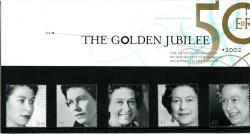 2002 Golden Jubilee pack