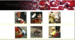 2005 Trooping the Colour pack