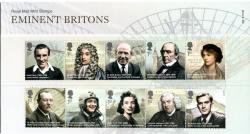 2009 Eminent Britons pack