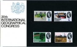 1964 Geographical pack