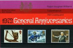 1972 Gen Anniversaries pack