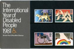 1981 Disabled pack