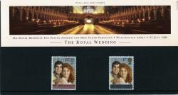 1986 Royal Wedding pack
