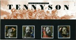 1992 Lord Tennyson pack