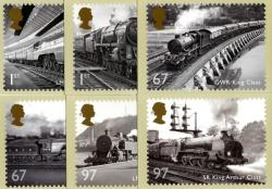 PHQ340  2010 Great British Railways