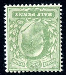 SG218wi  ½d yellowish green watermark inverted