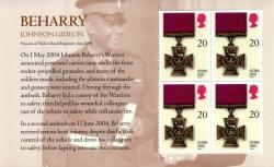 SG2666a Victoria Cross Johnson Gideon