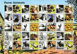 SG: LS22 2005 Farm Animals