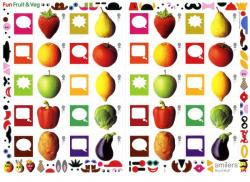 SG: LS29  2006 Fun Fruit & Vegetables