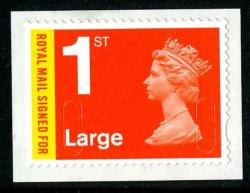 SG: U3049 1st Large Recorded Signed For  M15L