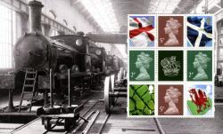 SG: U3011b  2014 Classic Locomotives definitives