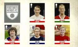 2013 Football Heroes 5 players