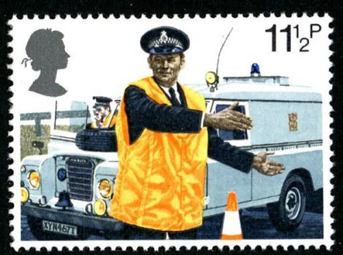 1979 Police 11½p