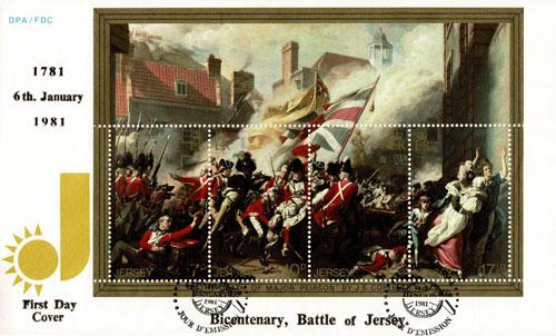 1981 Battle of Jersey MS