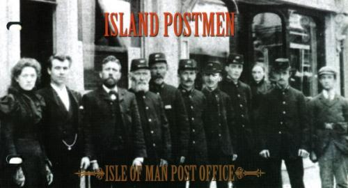 2001 Postal Uniforms Pack