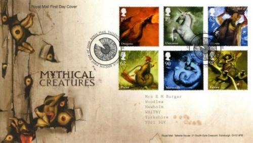 2009 Mythical Creatures