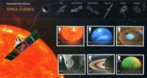 2012 Space Science pack