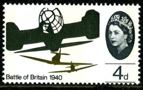 1965 Battle of Britain 4d phos
